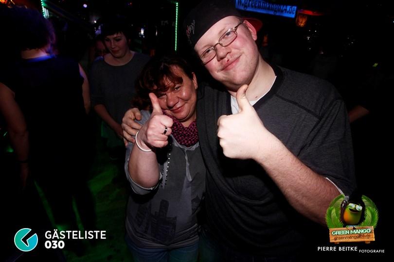 https://www.gaesteliste030.de/Partyfoto #47 Green Mango Berlin vom 31.01.2015