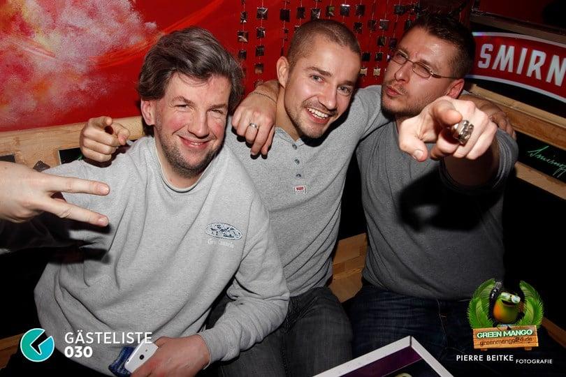 https://www.gaesteliste030.de/Partyfoto #43 Green Mango Berlin vom 31.01.2015
