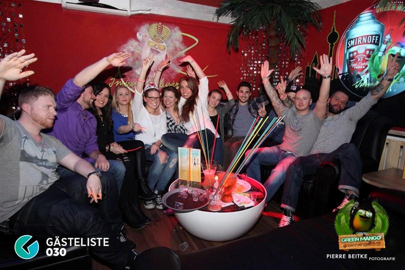 https://www.gaesteliste030.de/Partyfoto #25 Green Mango Berlin vom 13.02.2015