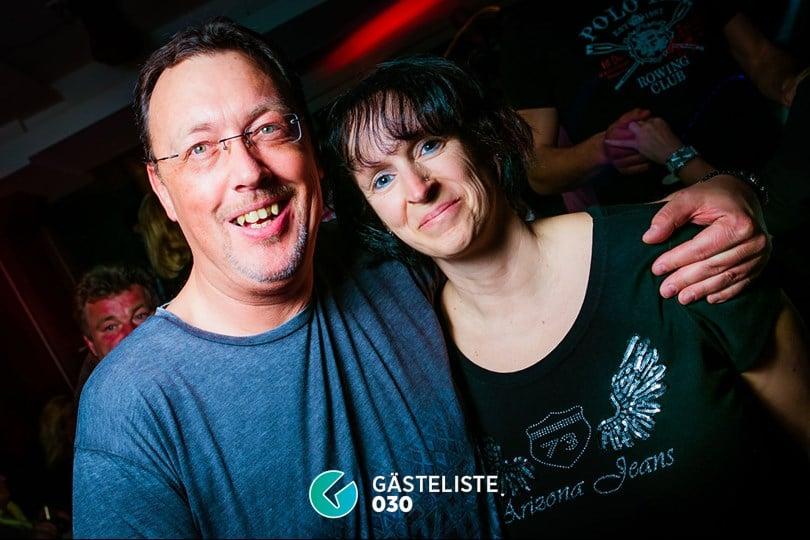 Beliebtes Partyfoto #1 aus dem Alberts Club Berlin