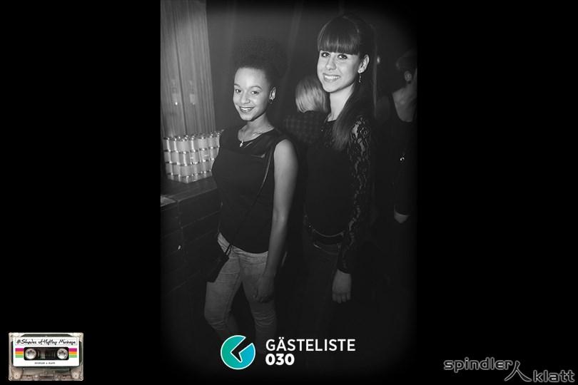 https://www.gaesteliste030.de/Partyfoto #38 Spindler & Klatt Berlin vom 13.03.2015