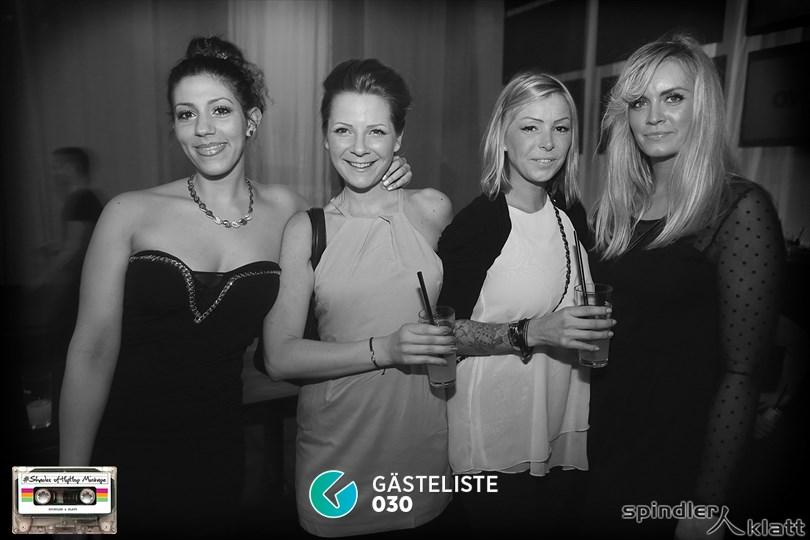 https://www.gaesteliste030.de/Partyfoto #1 Spindler & Klatt Berlin vom 13.03.2015