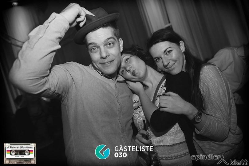 https://www.gaesteliste030.de/Partyfoto #60 Spindler & Klatt Berlin vom 13.03.2015
