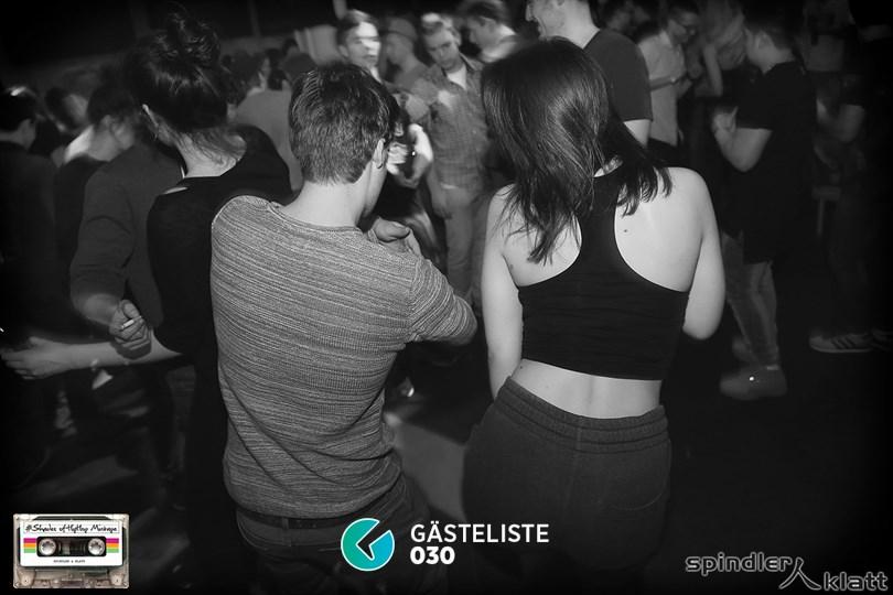 https://www.gaesteliste030.de/Partyfoto #62 Spindler & Klatt Berlin vom 13.03.2015