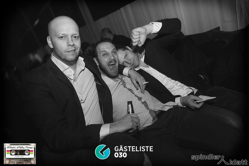 https://www.gaesteliste030.de/Partyfoto #8 Spindler & Klatt Berlin vom 13.03.2015