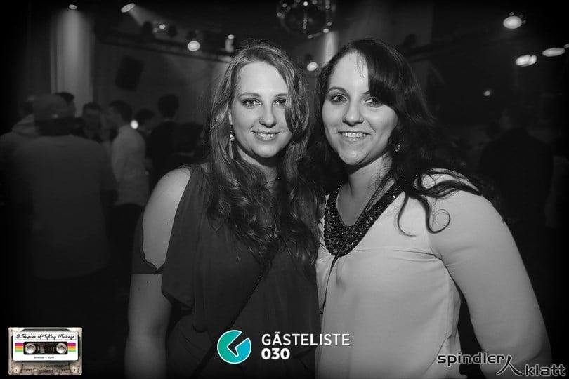 https://www.gaesteliste030.de/Partyfoto #23 Spindler & Klatt Berlin vom 13.03.2015