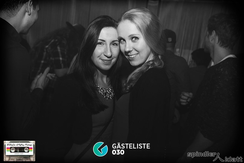 https://www.gaesteliste030.de/Partyfoto #45 Spindler & Klatt Berlin vom 13.03.2015