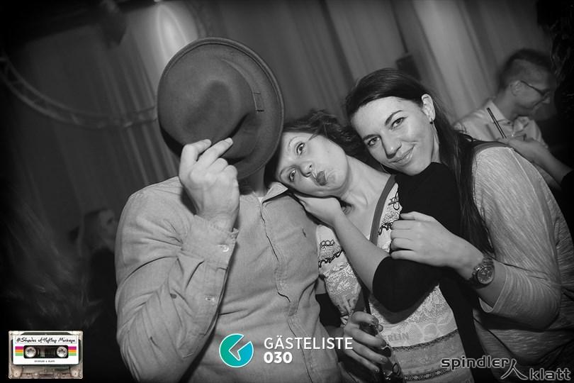 https://www.gaesteliste030.de/Partyfoto #11 Spindler & Klatt Berlin vom 13.03.2015