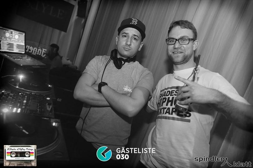 https://www.gaesteliste030.de/Partyfoto #24 Spindler & Klatt Berlin vom 13.03.2015