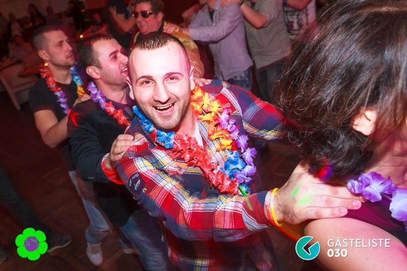 Partyfoto #8 Basement Rathaus Spandau Berlin vom 13.03.2015
