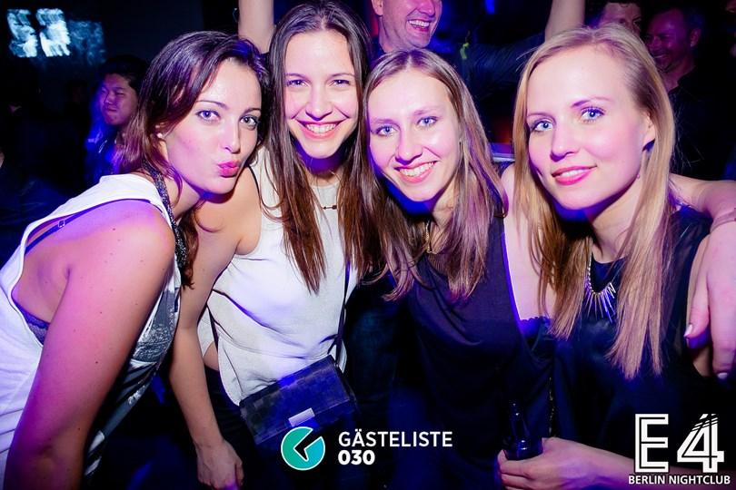 https://www.gaesteliste030.de/Partyfoto #32 E4 Club Berlin vom 07.03.2015
