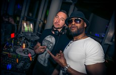 Partyfotos 40seconds 21.03.2015 Panorama Nights presents The Sky Is The Limit