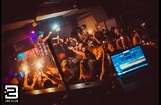 Partyfotos 2BE Club 28.02.2015 The Living Room presents DJ Polique