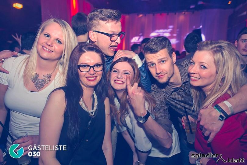 https://www.gaesteliste030.de/Partyfoto #54 Spindler & Klatt Berlin vom 28.02.2015
