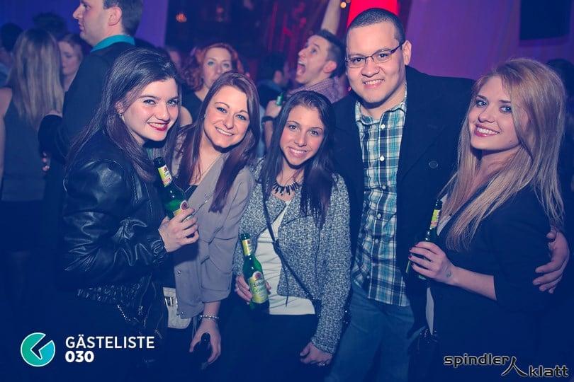 https://www.gaesteliste030.de/Partyfoto #82 Spindler & Klatt Berlin vom 28.02.2015