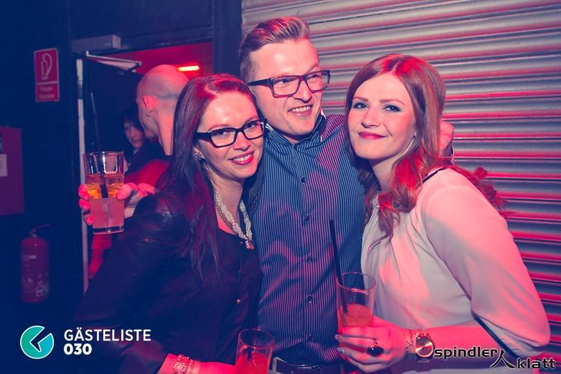 https://www.gaesteliste030.de/Partyfoto #72 Spindler & Klatt Berlin vom 28.02.2015