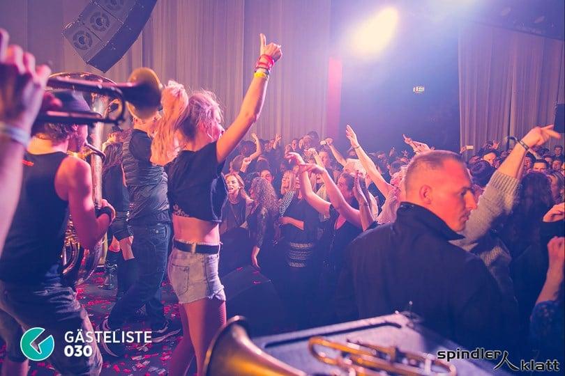 https://www.gaesteliste030.de/Partyfoto #17 Spindler & Klatt Berlin vom 28.02.2015
