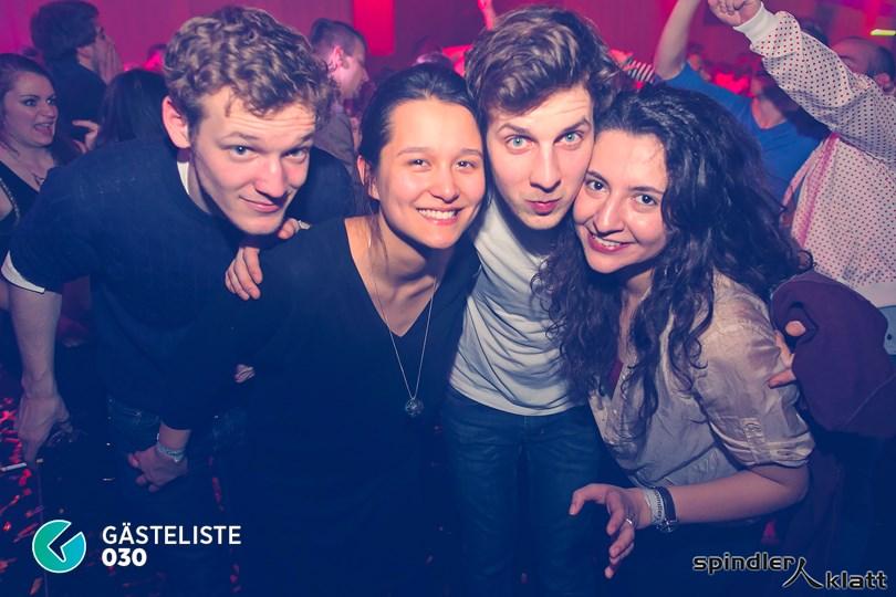 https://www.gaesteliste030.de/Partyfoto #143 Spindler & Klatt Berlin vom 28.02.2015