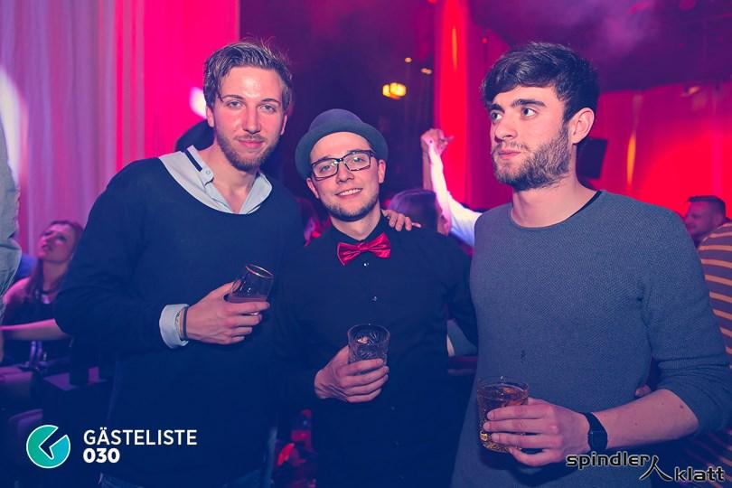 https://www.gaesteliste030.de/Partyfoto #112 Spindler & Klatt Berlin vom 28.02.2015