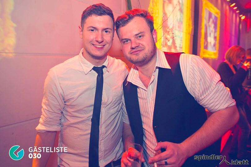 https://www.gaesteliste030.de/Partyfoto #124 Spindler & Klatt Berlin vom 28.02.2015