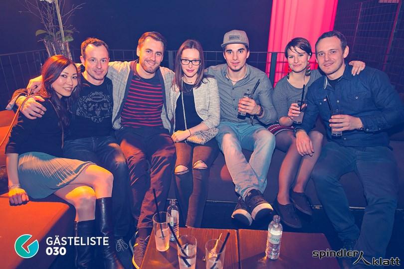 https://www.gaesteliste030.de/Partyfoto #125 Spindler & Klatt Berlin vom 28.02.2015