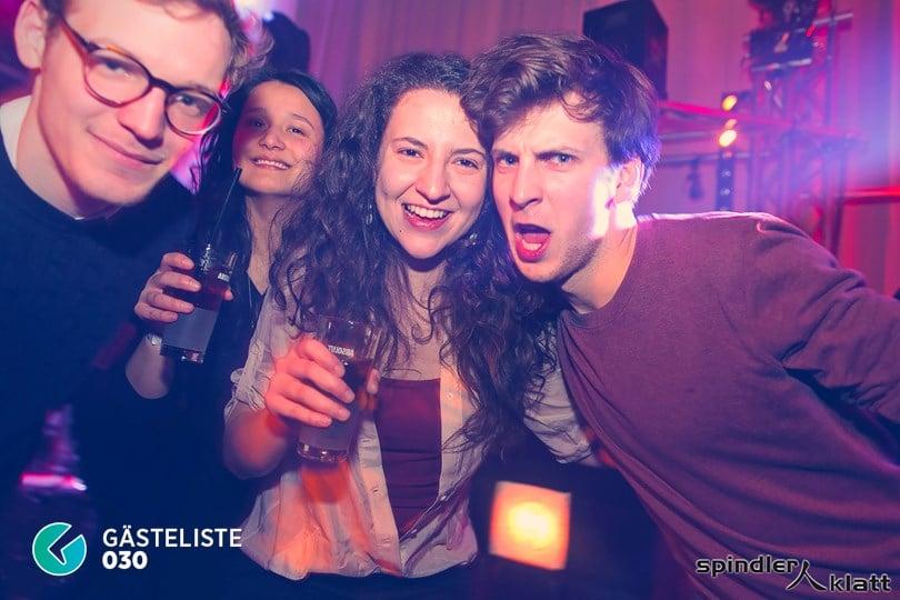 https://www.gaesteliste030.de/Partyfoto #92 Spindler & Klatt Berlin vom 28.02.2015