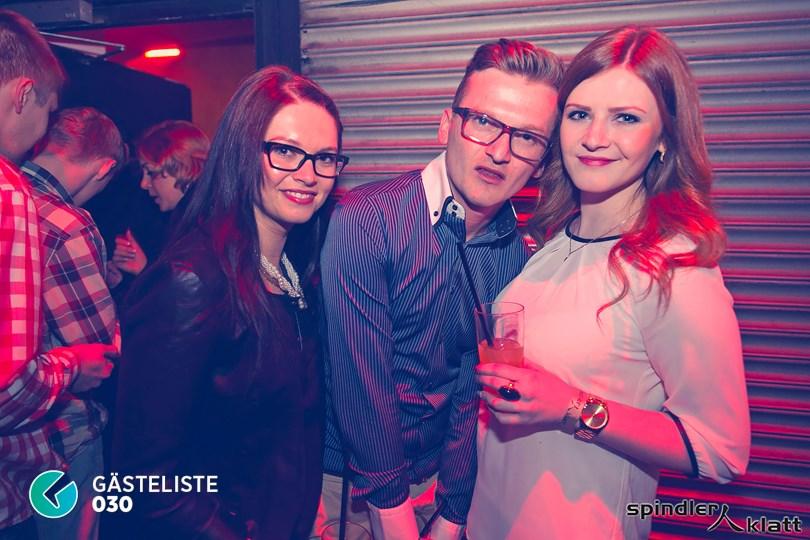 https://www.gaesteliste030.de/Partyfoto #101 Spindler & Klatt Berlin vom 28.02.2015