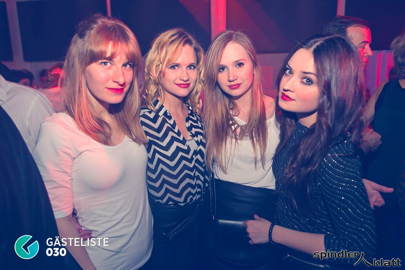 https://www.gaesteliste030.de/Partyfoto #3 Spindler & Klatt Berlin vom 28.02.2015