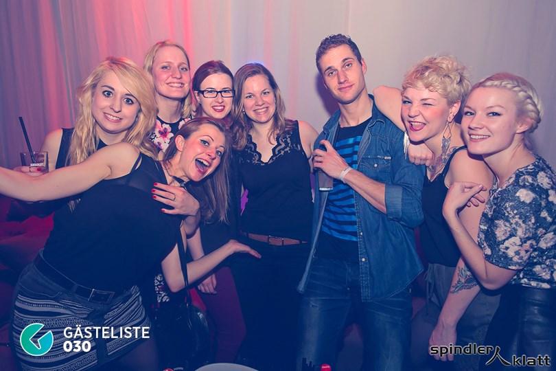 https://www.gaesteliste030.de/Partyfoto #68 Spindler & Klatt Berlin vom 28.02.2015