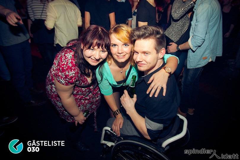 https://www.gaesteliste030.de/Partyfoto #84 Spindler & Klatt Berlin vom 07.03.2015