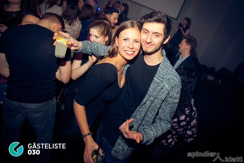 https://www.gaesteliste030.de/Partyfoto #110 Spindler & Klatt Berlin vom 07.03.2015