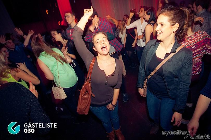 https://www.gaesteliste030.de/Partyfoto #13 Spindler & Klatt Berlin vom 07.03.2015