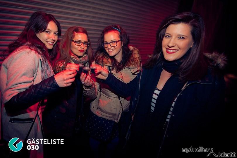 https://www.gaesteliste030.de/Partyfoto #123 Spindler & Klatt Berlin vom 07.03.2015