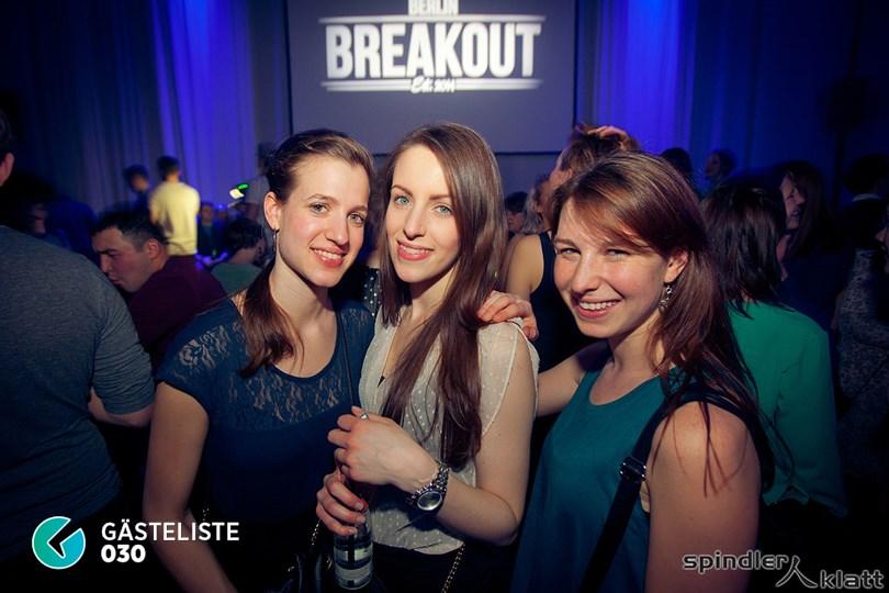 https://www.gaesteliste030.de/Partyfoto #32 Spindler & Klatt Berlin vom 07.03.2015