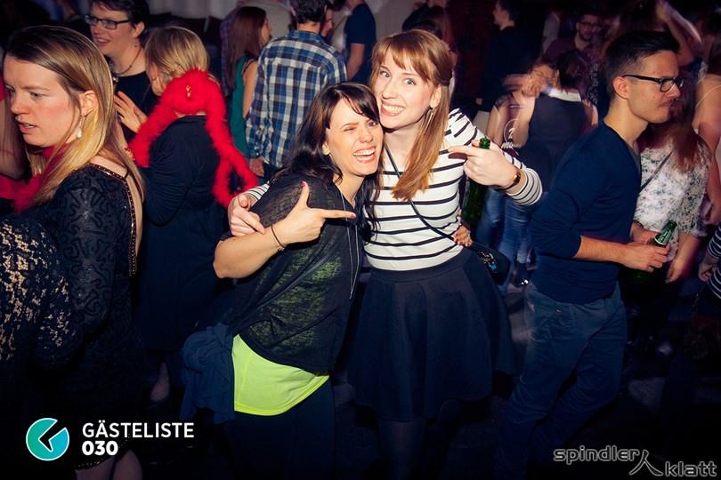 https://www.gaesteliste030.de/Partyfoto #73 Spindler & Klatt Berlin vom 07.03.2015