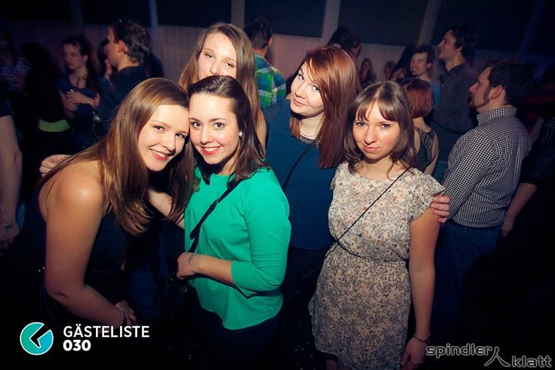 https://www.gaesteliste030.de/Partyfoto #95 Spindler & Klatt Berlin vom 07.03.2015
