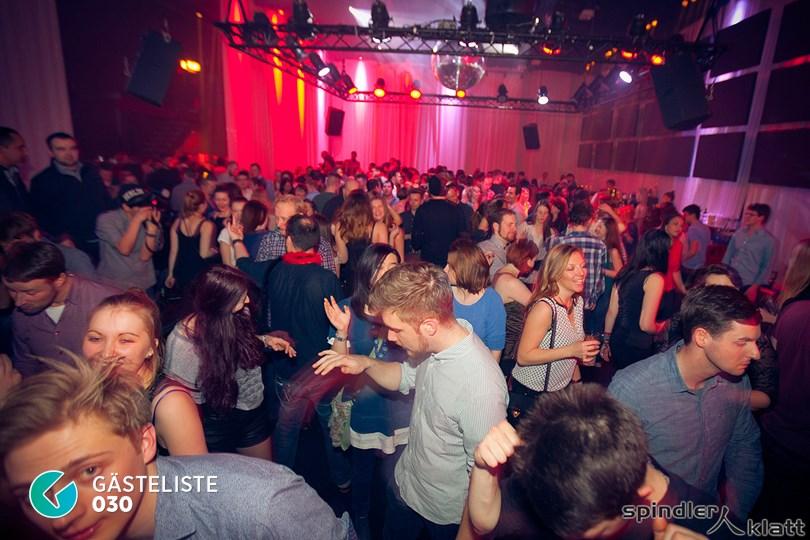 https://www.gaesteliste030.de/Partyfoto #91 Spindler & Klatt Berlin vom 07.03.2015