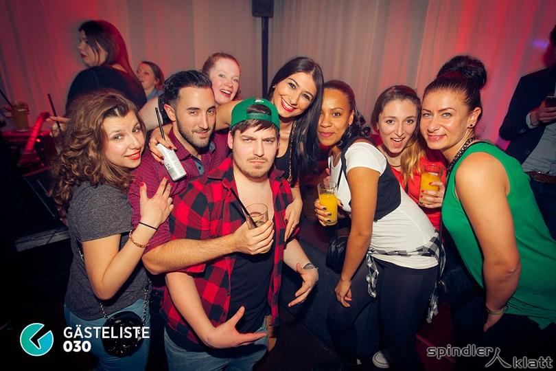 https://www.gaesteliste030.de/Partyfoto #20 Spindler & Klatt Berlin vom 07.03.2015