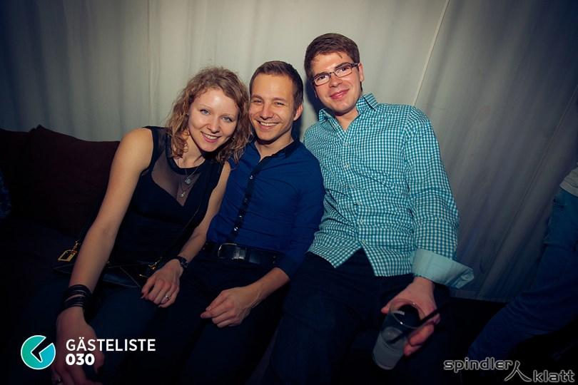 https://www.gaesteliste030.de/Partyfoto #68 Spindler & Klatt Berlin vom 07.03.2015