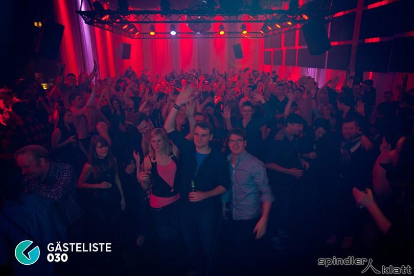 https://www.gaesteliste030.de/Partyfoto #14 Spindler & Klatt Berlin vom 07.03.2015