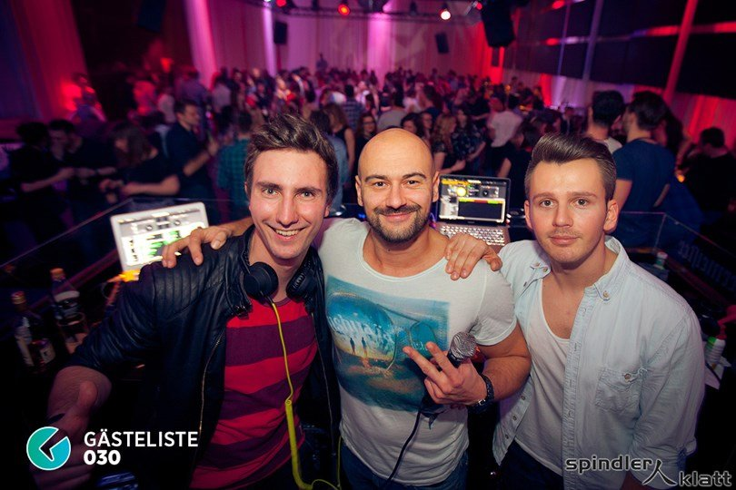 https://www.gaesteliste030.de/Partyfoto #48 Spindler & Klatt Berlin vom 07.03.2015