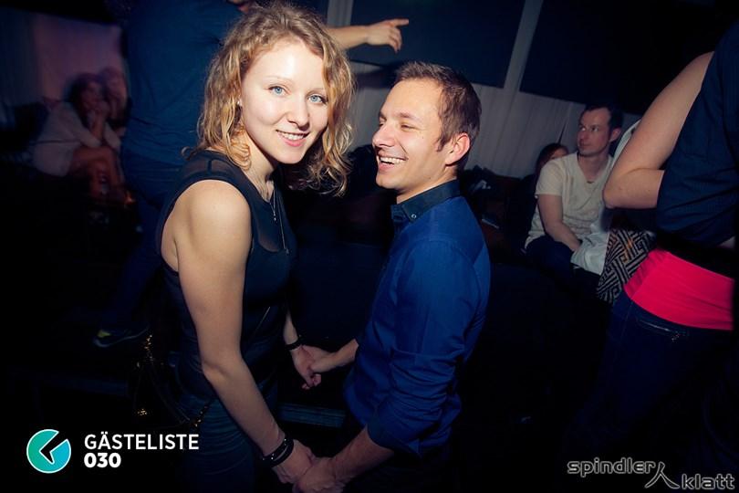 https://www.gaesteliste030.de/Partyfoto #128 Spindler & Klatt Berlin vom 07.03.2015