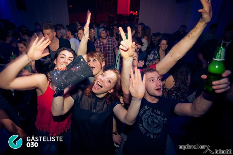 https://www.gaesteliste030.de/Partyfoto #6 Spindler & Klatt Berlin vom 07.03.2015