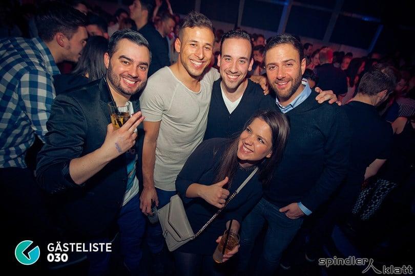 https://www.gaesteliste030.de/Partyfoto #100 Spindler & Klatt Berlin vom 07.03.2015