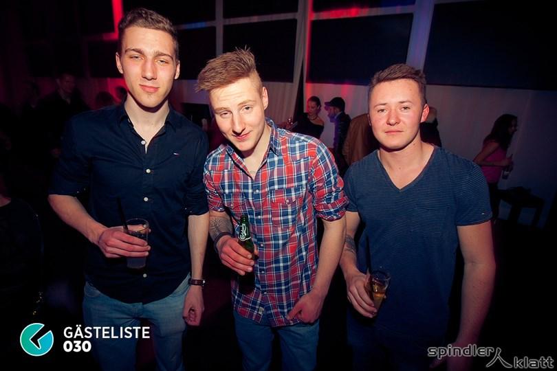 https://www.gaesteliste030.de/Partyfoto #120 Spindler & Klatt Berlin vom 07.03.2015