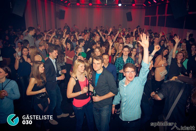 https://www.gaesteliste030.de/Partyfoto #19 Spindler & Klatt Berlin vom 07.03.2015