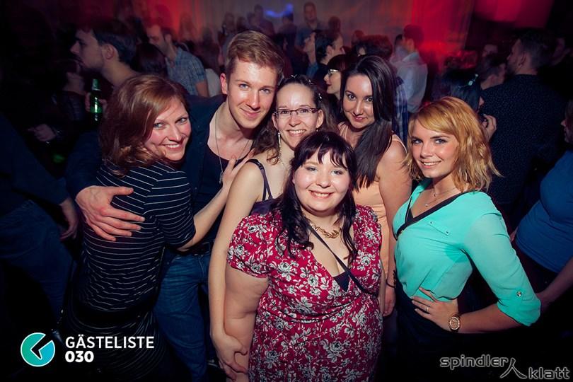 https://www.gaesteliste030.de/Partyfoto #79 Spindler & Klatt Berlin vom 07.03.2015