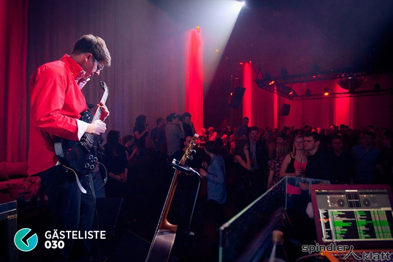 https://www.gaesteliste030.de/Partyfoto #28 Spindler & Klatt Berlin vom 07.03.2015
