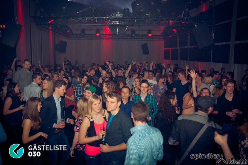 https://www.gaesteliste030.de/Partyfoto #77 Spindler & Klatt Berlin vom 07.03.2015