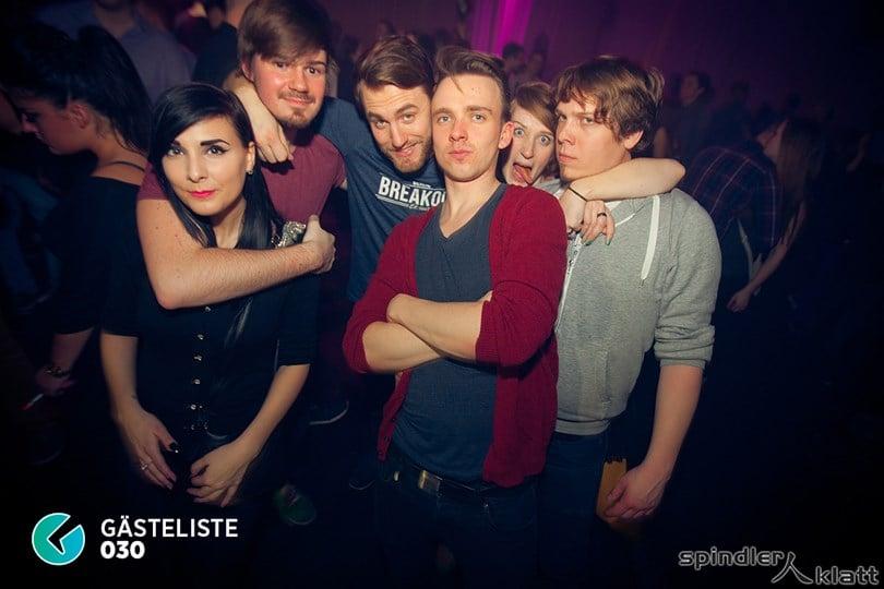 https://www.gaesteliste030.de/Partyfoto #117 Spindler & Klatt Berlin vom 07.03.2015